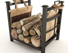 accessories 3D Firewood