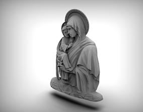 3D printable model holy maria - 003