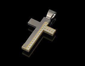 3D print model Cross 002