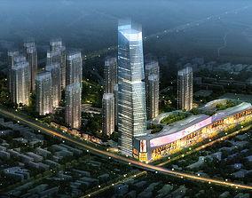 Skyscraper 006 3D