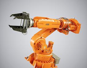 3D model Industrial Robot 6620