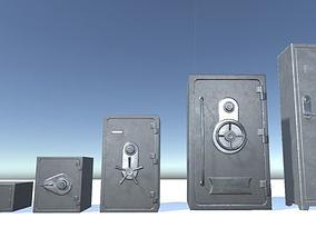 3D asset Safe super Pack