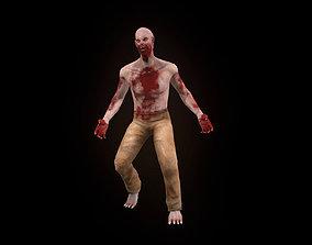 Vampire Monster 3D asset