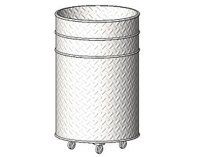 3D model Paladin Container