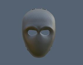 Vigil mask 3D print model
