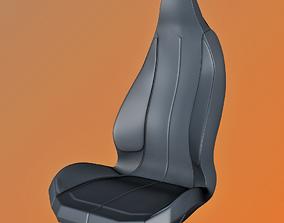 Car Seat concept 3D print model