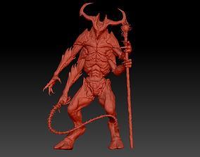 Formian Shaman 3D print model