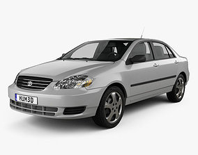 Toyota Corolla CE US-spec 2005 3D