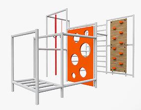 Childrens Sport Wall 3D