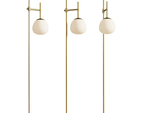 Floor Lamp Erich Maytoni Modern 3D