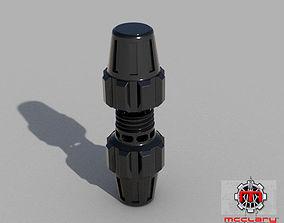 Star Wars Rogue One Death Trooper 3D print model 1