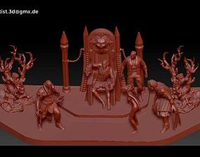 3D print model vampire