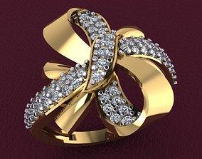 rings 3D print model RING 277