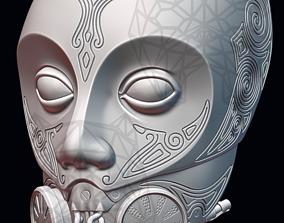 3D print model Kroenen Venetian Mask