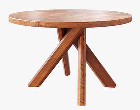 3D model Pierre chapo table T21