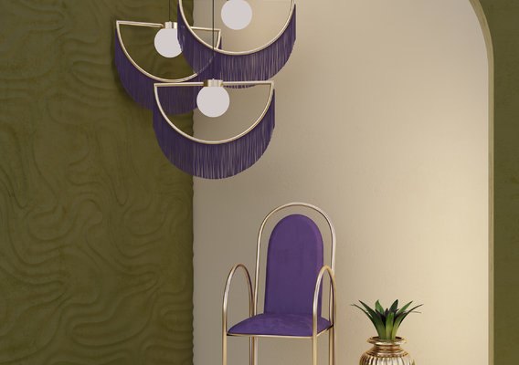 Arco Chair Lifestyle