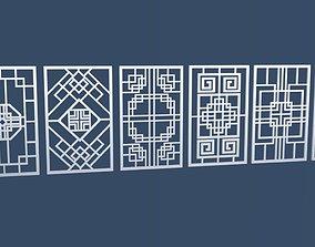 China Decorative Wall 1 3D