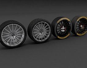 OZ Superturismo GT Rim 3D model