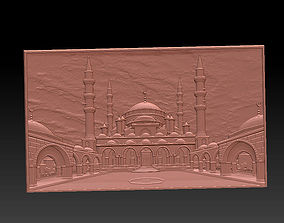 3D printable model mosque