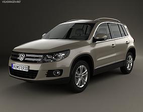 Volkswagen Tiguan Sport Style 2012 3D