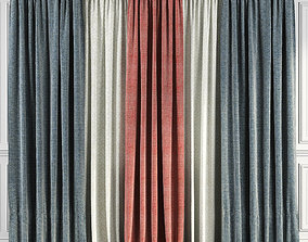 Curtain Set 89 3D