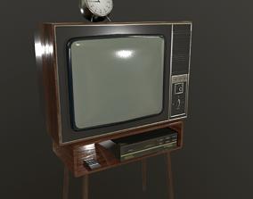 3D asset Old Furniture PACK