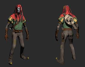 3D model Jester