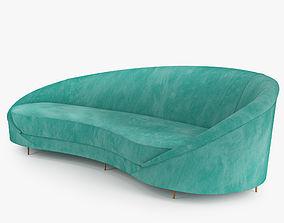 Sofa Provocateur Eichholtz 3D