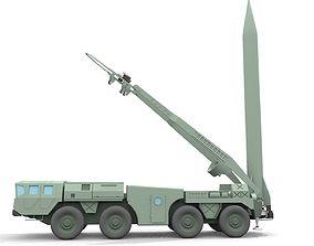 3D scud launcher