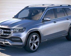 Mercedes-Benz GLS Basic 2020 3D