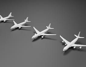 3D Airbus A300 A310 A330 A340 Pack