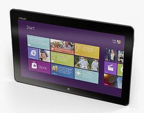 3D asset Asus VivoTab RT TF600T tablet