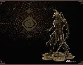 3D print model Trials of Osiris Warlock Figurine