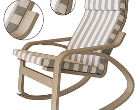lounge 3D ROCKING CHAIR POANG