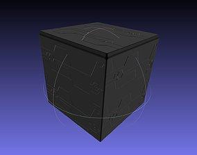 Nier Automata Blackbox 3D-Printable Illuminated Prop