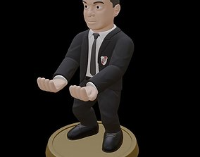 Soporte Mando PS4-PS3-XBox - Marcelo 3D print model 2
