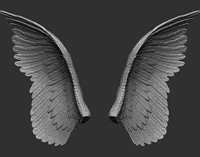Wings Printable 1 sculpture