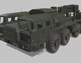 MAZ 7310 3D model
