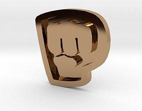 PewDiePie Logo 3D