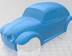 Volkswagen Baja Bug Printable Body Car