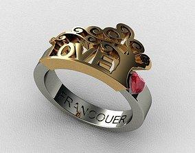 3D printable model MFS0067 Ring for women