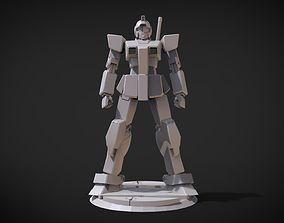 3D print model RGM-79 GM