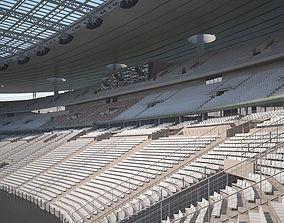 3D model Stade de France