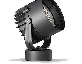 Projector Bega 7821 3D model