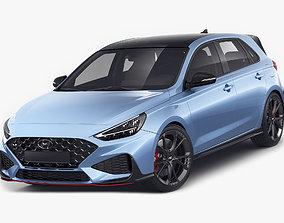 5-door 3D Hyundai i30 N 2021