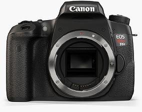 Canon EOS T6s 3D asset