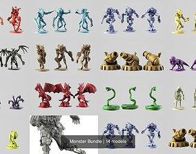 Monster Bundle 3D