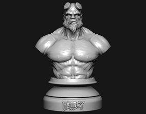 HELL BOY 2019 3D printable model