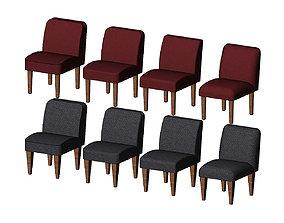 Miniature Parsons chair mockups 3D printable model