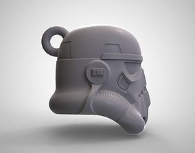 Stormtrooper Keychain 3D printable model